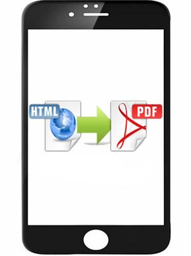 5 روش ذخیره صفحات وب به صورت PDF و متن در اندروید و آی او اس